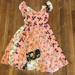 Dot dot smile dress